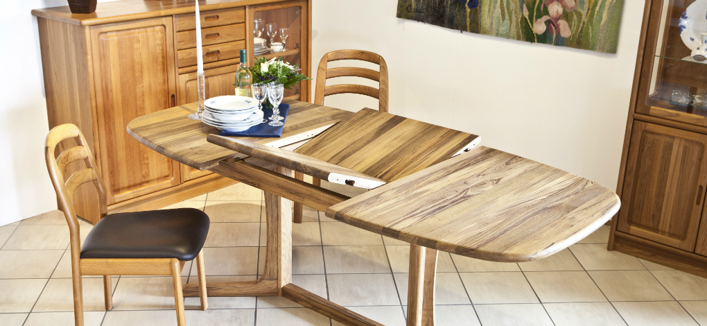 resizing dining table