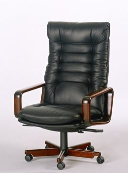 8369W executive chair (rosewood hire)
