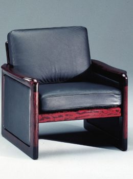 Easy chair 7820 rosewood